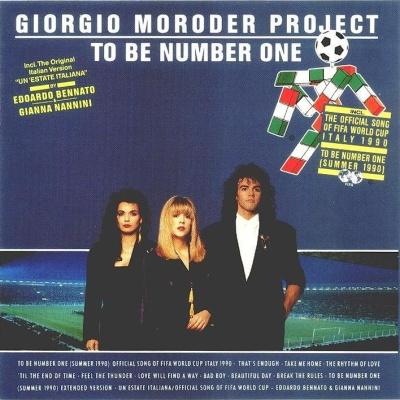 Giorgio Moroder - To Be Number One (Album)