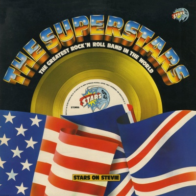 Stars On 45 - The Greatest Rock' N Roll Band In The World