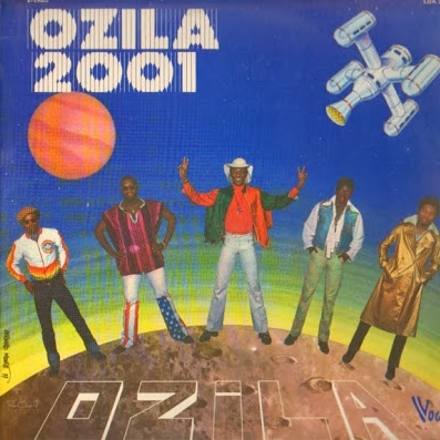 John Ozila - Ozila 2001