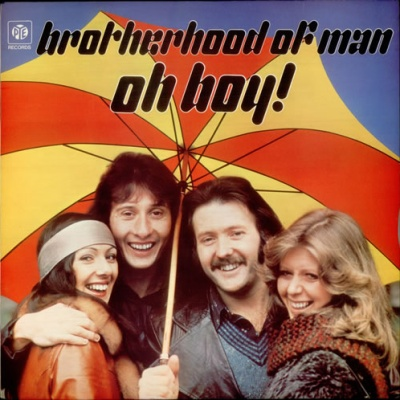 Brotherhood Of Man - Oh, Boy! (Album)
