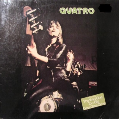 Suzi Quatro - Quatro (Album)