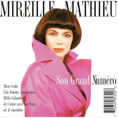 Mireille Mathieu - Son Grand Numero Cd2 (Album)