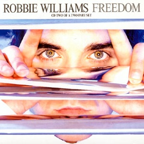 Robbie Williams - Freedom CD1 (Single)