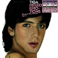 Tiga - II. Mixed Emotions (Montreal Mix Sessions Vol. 5) Bonus Electro Funk CD