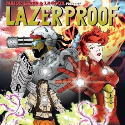 Major Lazer - Lazerproof (Compilation)
