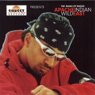 Apache Indian - Real People (LP)