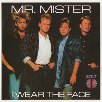Mr. Mister - I Wear The Face (LP)