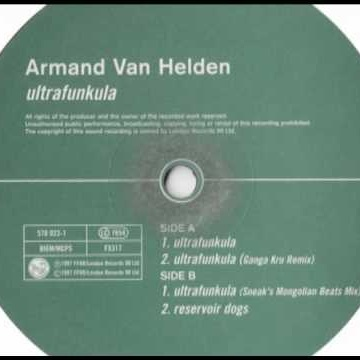 Armand Van Helden - Ultrafunkula (Single)