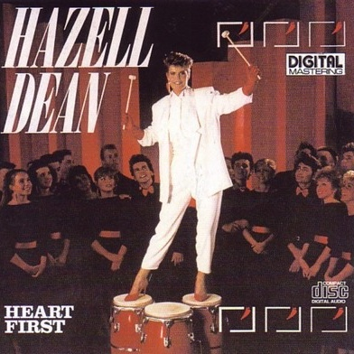 Hazell Dean - Heart First (LP)