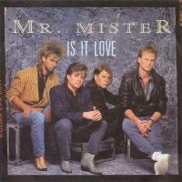 Mr. Mister - Is It Love 12 (Single)