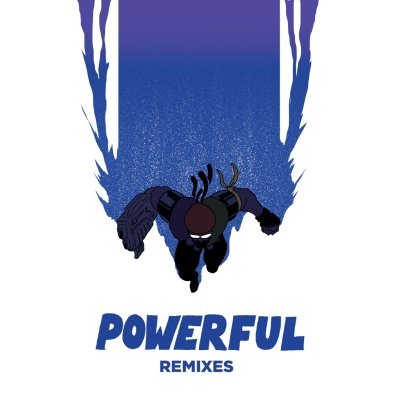 Major Lazer - Powerful (Single)
