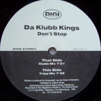 Klubbheads - Don't Stop (EP)