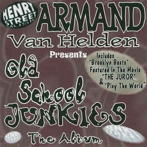 Armand Van Helden - Old School Junkies (Album)