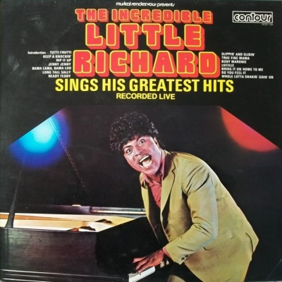 Little Richard - The Incredible Little Richard Sings His Greatest Hits Live! (Live)