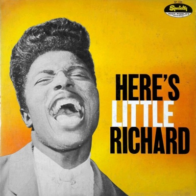 Little Richard - Here's Little Richard (Album)