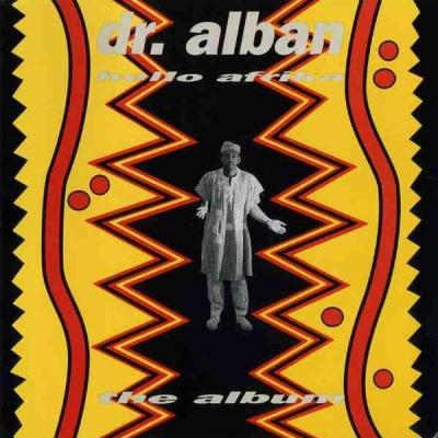 Dr. Alban - Hello Afrika (Album)