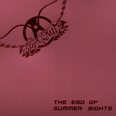 Aerosmith - The End Of The Summer Nights Live In USA '88 (CD 2) (Live)