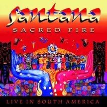 Santana - Sacred Fire Live in South America (Album)