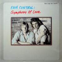 Fair Control - Symphony Of Love (Vinyl 12'') (Album)
