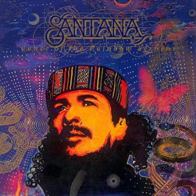 Santana - Dance Of The Rainbow Serpent (CD 2 - Soul) (Album)