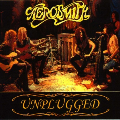 Aerosmith - MTV Unplugged (Live)