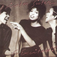 The Pointer Sisters - So Excited! (Album)