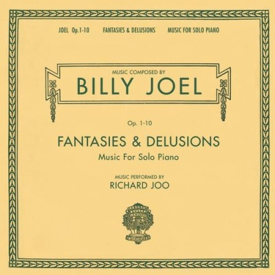 Billy Joel - Fantasies & Delusions (Album)