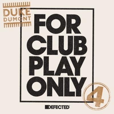 Duke Dumont - Be Here (Radio Edit)
