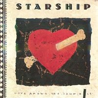 Starship - Love Among The Cannibals (LP)