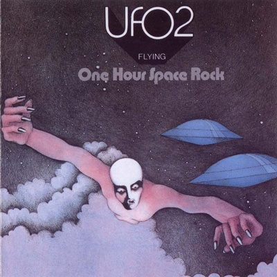 UFO - UFO 2 - Flying (One Hour Space Rock)
