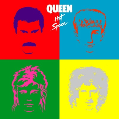 Queen - Hot Space (Deluxe Edition) (LP)
