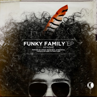 Apashe - Funky Family (EP)