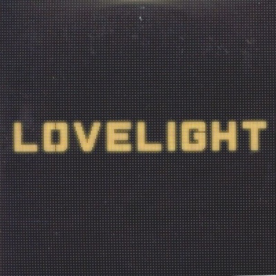 Robbie Williams - Lovelight (Single)