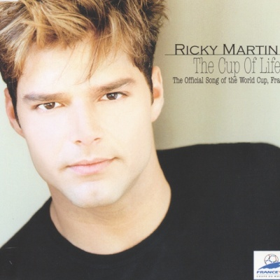 Ricky Martin - The Cup Of Life (Single)