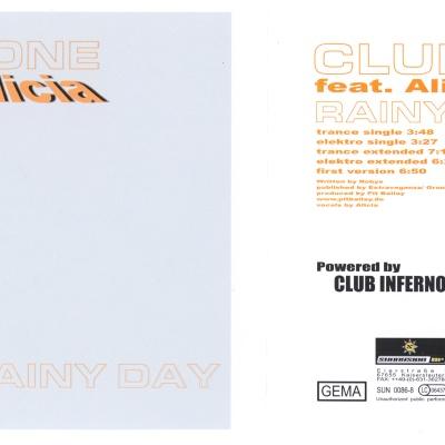 Ice MC - Rainy Day 2002 (Single)