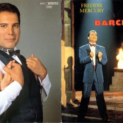 Freddie Mercury - Barcelona (Compilation)