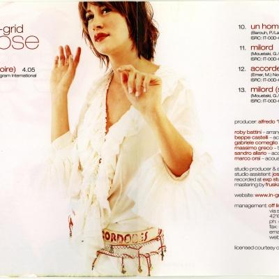 In-Grid - La Vie En Rose (Album)