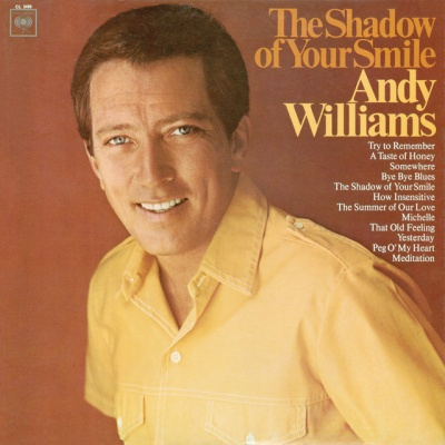 Andy Williams - The Shadow Of Your Smile (Album)