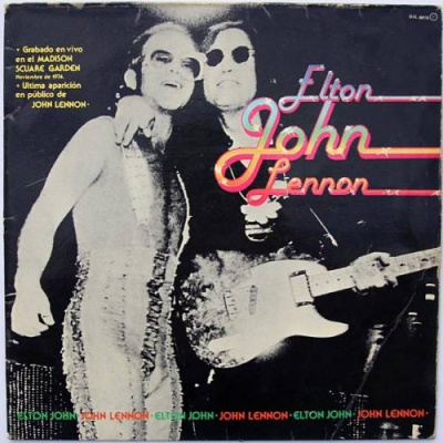 Elton John - Live At Madison Square Garden (Live)