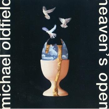 Mike Oldfield - Heaven's Open (Album)