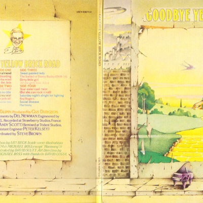 Elton John - Goodbye Yellow Brick Road(CD 1) (Album)