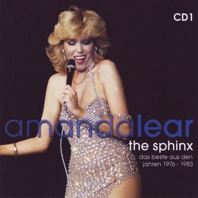 Amanda Lear - The Sphinx - Disc 1