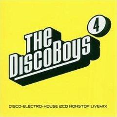 The Disco Boys - The Disco Boys Vol. 4 CD1 (Compilation)