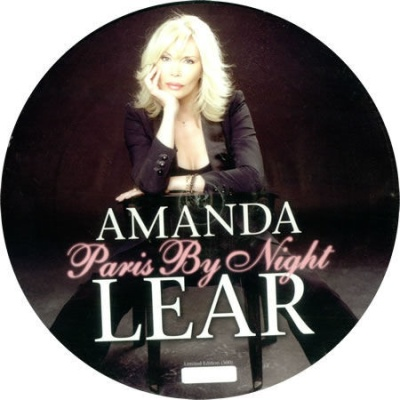 Amanda Lear - Paris By Night (Single)