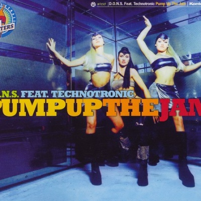 Technotronic - Pump Up the Jam (Single)