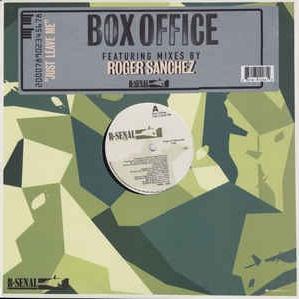 Roger Sanchez - Box Office