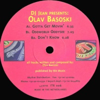 Olav Basoski - Gotta Get Movin' (Single)