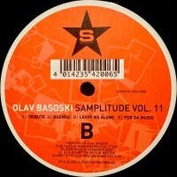 Olav Basoski - Samplitude Vol. 11 (Album)