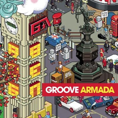 Groove Armada - Soundboy (Album)