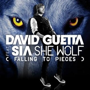David Guetta - She Wolf (Single)